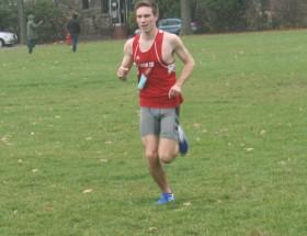 Luke Gavigan, overall winner